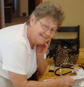 Darlene Eiland The Caregiver's Voice Caregiver of the Month of March