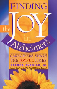 Finding the Joy in Alzheimer's - book