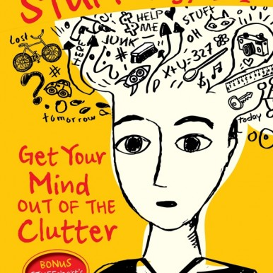 STUFFology 101: Get your mind out of the Clutter book by Brenda Avadian and Eric Riddle