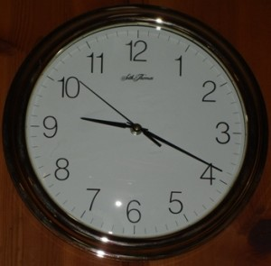 Time - Clock face