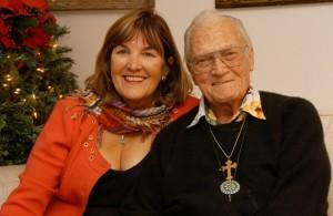 Barbara Gaughen-Muller and her beloved late husband Robert Muller
