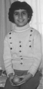 Brenda Avadian, age 10?