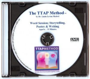 The TTAP Method DVD - Word Session:Storytelling, Poetry, Writing