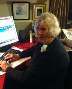 Mabel Ann Romick - TCV's Caregiver of the Month