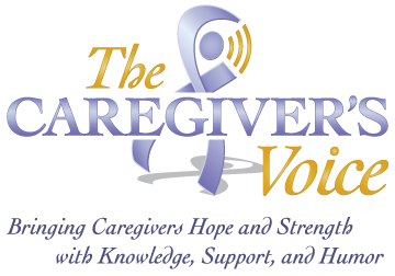 The Caregiver's Voice Logo