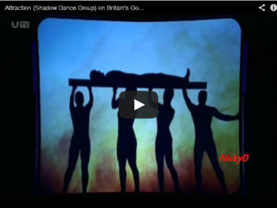Attraction Shadow Dance Group