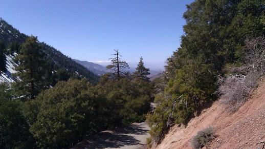 Mt. Baden Powell - Brenda Avadian