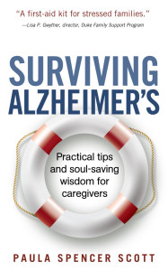 Surviving Alzheimer's book at Amazon.com