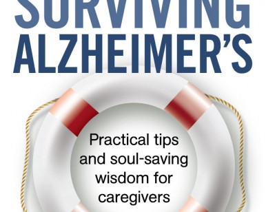 Surviving Alzheimer's book