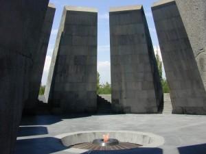Armenian_GENOCIDE_Memorial-flame-spires