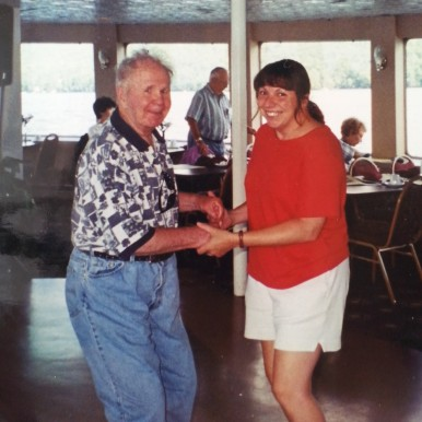 Dancing on the Deck Caregiver Lynette Wilson Juul