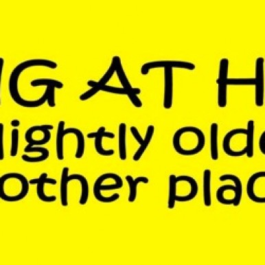 Young at Heart - cafepress.com