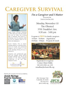 Caregiver Survival - conference