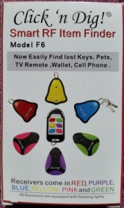 Click n Dig Smart RF Item Finder