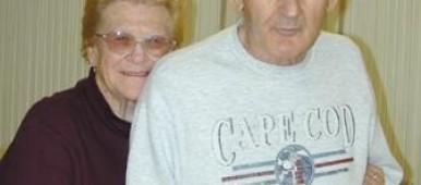 Marion Riley caregiver for her husband Don