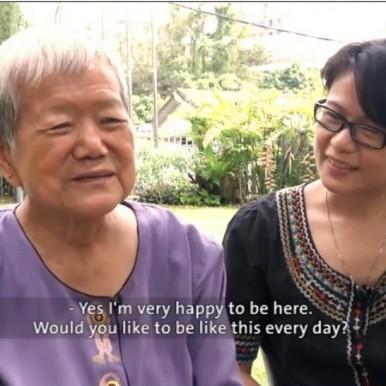 An Alzheimer's Caregiver's Journey with ADFM