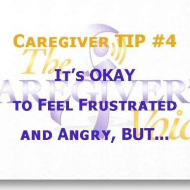 Avadian's Caregiver TIP 4