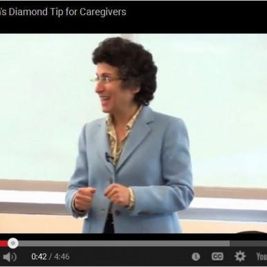 Avadian's Diamond Tip for Caregivers Video - Web