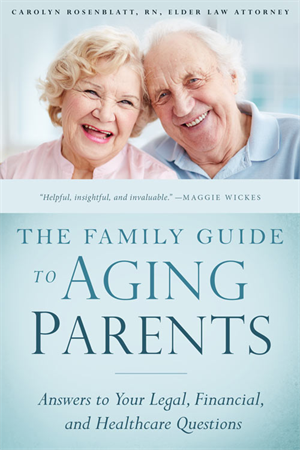 The Family Guide to Aging Parents - Rosenblatt - Web