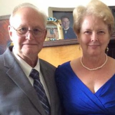 Don and Rosemarie Mc Cormick married 2015-07-06