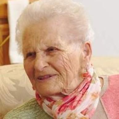 2015 Lorraine Preboske age 99