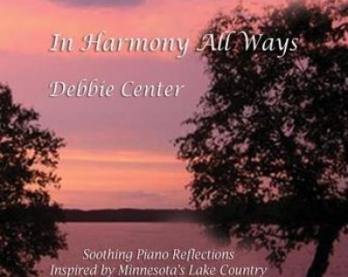 In Harmony All Ways Debbie Center Music CD_web
