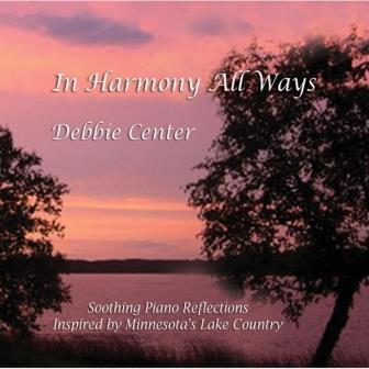 In Harmony All Ways Debbie Center Music CD_web
