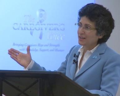 The Caregivers Voice Brenda Avadian