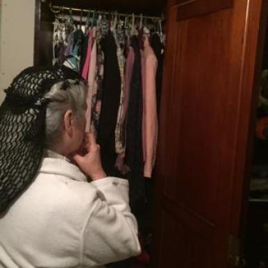 Tru overwhelmed by choices in wardrobe