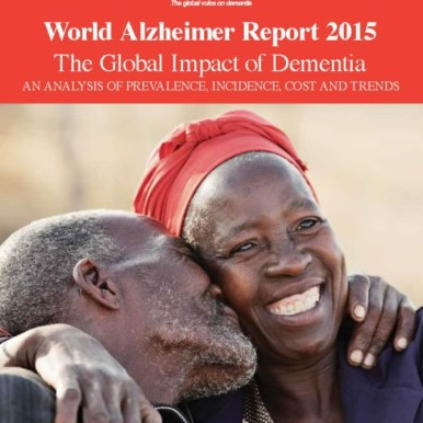 Alzheimer's Disease International's World Alzheimer Report 2015