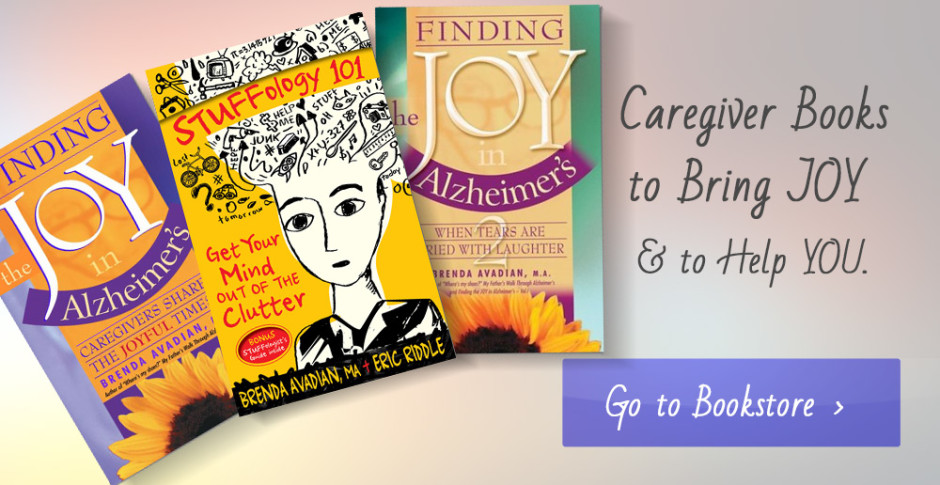 Books for Caregivers for People with Dementia, by Brenda Avadian