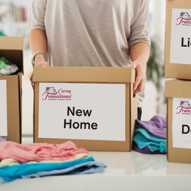 Tackling clutter with Caring Transitions