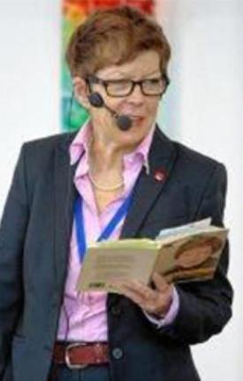 Helga Rohra Speaker-reading excerpt sm