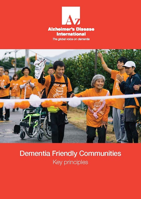ADI Dementia Friendly Community Cover