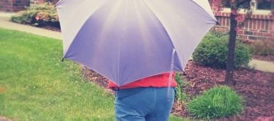 Caregiver Learning how to Dance in the Rain - Connie Goldman