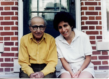 Martin and Brenda Avadian Back Steps 1996 - web