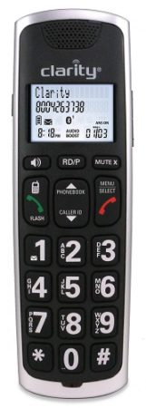 Clarity Phone Handset Model BT-914