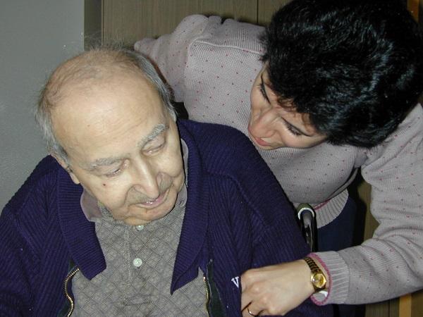 Martin and his daughter Brenda Avadian