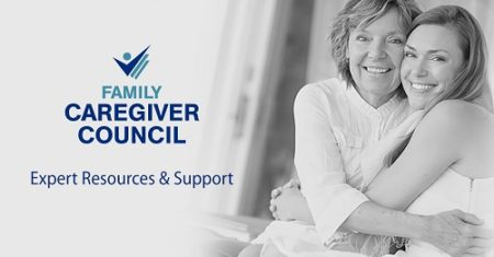 Family Caregiver Council - Banner