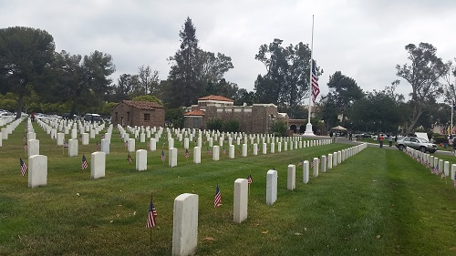 Veterans Administration Los Angeles Cemetery