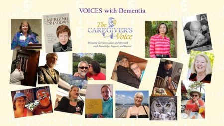 Photos of Featured VOICES with Dementia from 2015 through 2016