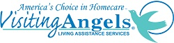 Visiting Angels Company Logo