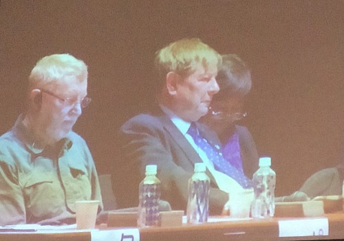 James McKillop on Osaka Alzheimer's panel-TCV