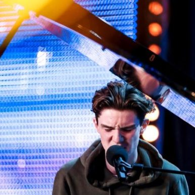 Britian's Got Talent featuring 16-year old Harry Gardner's Alzheimer's tribute to his grandmother
