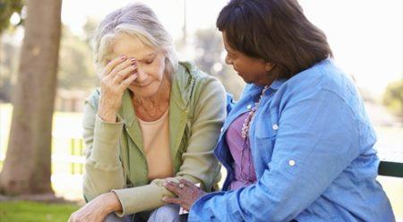 Homewatch CareGivers - care recepient guilt