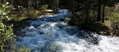 Water flowing - Avadian photo of the river of life