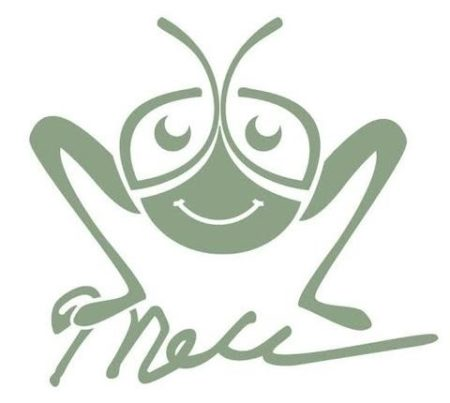 Daley Molly's Movement Grasshopper Logo
