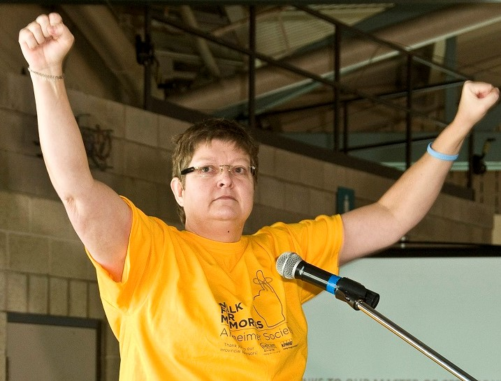 Mary Beth Wighton - Alzheimers Rally cropped sm