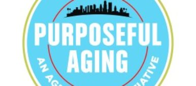 Logo of Los Angeles - An Age-Friendly Initiative Purposeful Aging