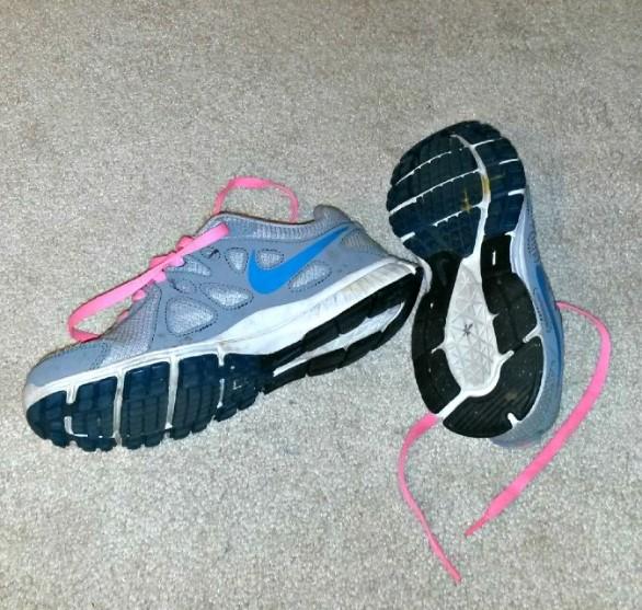 Walking shoes - Carole Mulliken